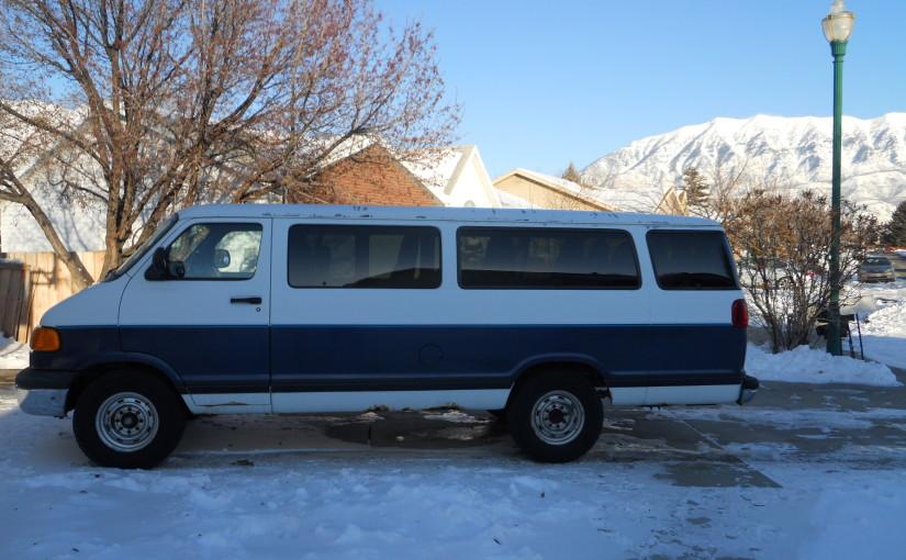 Jason's Monster Van