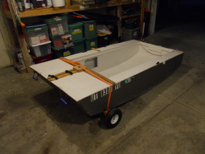 Here's the new cart. Sweet and simple.